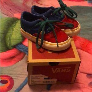 Toddler Vans